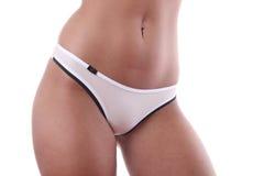 Woman in underwear Royalty Free Stock Photo