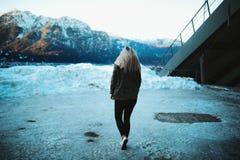 Woman Walking stock photos