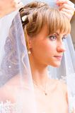 Woman wed prepare 0121(62).jpg Stock Photos