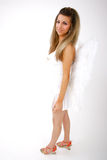 Woman with wings (full-body) 3 Stock Photography