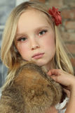 Woman With Blond Hair - Young Beauty Royalty Free Stock Photos
