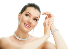 Free Woman With Jewelry Royalty Free Stock Photo - 21909405