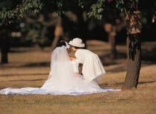 Free Woman With Weddingdress Royalty Free Stock Image - 943726