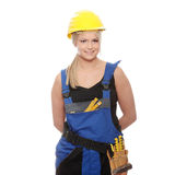 Woman worker Royalty Free Stock Photo