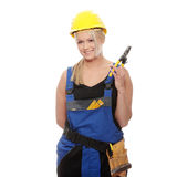 Woman worker Stock Photos