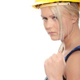 Woman worker Royalty Free Stock Photos