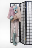 Woman& x27; одежда s Стоковое Фото