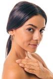 Woman& x27; bellezza naturale di s Immagine Stock Libera da Diritti