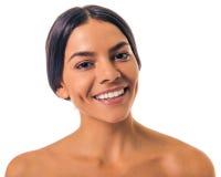 Woman& x27; bellezza naturale di s Fotografia Stock