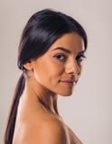 Woman& x27; bellezza naturale di s Immagine Stock