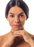 Woman& x27; bellezza naturale di s Immagini Stock
