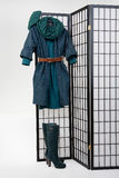 Woman& x27; s-kläder Arkivbilder