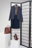 Woman& x27; s-Kleidung Stockfotos
