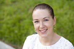 15 woman young υπαίθριο πορτρέτο Στοκ εικόνα με δικαίωμα ελεύθερης χρήσης