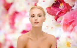 15 woman young Royaltyfria Bilder