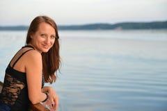 15 woman young Arkivfoton