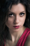 15 woman young Arkivbild