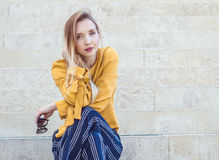 15 woman young Στοκ Εικόνα