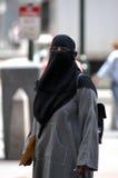 Woman1 velato Fotografia Stock Libera da Diritti