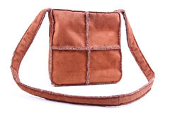 Womanish bag Royalty Free Stock Photography