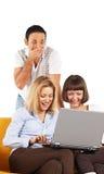 Womanish secrets Stock Photo