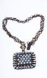 womans шеи jewellery Стоковая Фотография RF