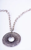 womans шеи jewellery Стоковая Фотография