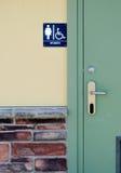 Womans bathroom Royalty Free Stock Photos