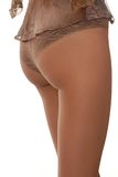 Womans buttocks Royalty Free Stock Image