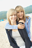 Womans friendship Royalty Free Stock Images