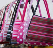 Womans Handbags Stock Image