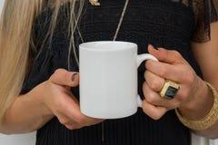 White Mug mockup - Styled Stock Stock Images