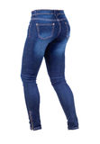 Womans jeans Stock Images