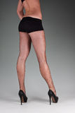 Womans legs Stock Photos