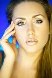Womans portrait V Stock Images