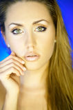 Womans portrait V Royalty Free Stock Photo