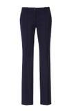 Women& x27; брюки s классические изолированные на белой предпосылке стоковая фотография rf