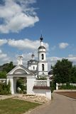 Women abbey in Maloyaroslavets Stock Image