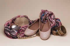 Women accessories Stock Images