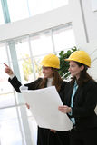 Women Architects Stock Photo