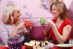Women At The Kitchen Royalty Free Stock Photo
