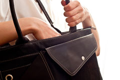 Women bag Royalty Free Stock Photo
