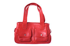Women Bag Isolated Stock Images
