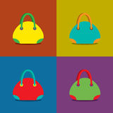 Women Bags Royalty Free Stock Images