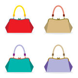 Women Bags Royalty Free Stock Photography