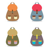 Women Bags Vector Illustration Stock Images