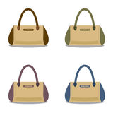 Women Bags Vector Illustration Stock Photo