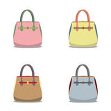 Women Bags Royalty Free Stock Image