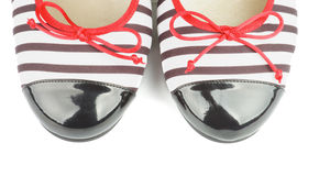 Women Ballet Flats Royalty Free Stock Images
