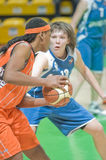 Women basketball Stock Images